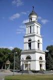 De toren van Chisinau stock afbeeldingen