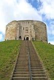 De Toren van Clifford Royalty-vrije Stock Afbeeldingen