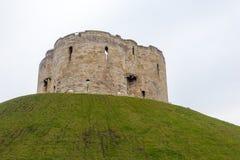 De Toren van Cliffords in York Royalty-vrije Stock Foto's