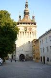 De toren van Clok Stock Foto's
