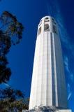 De Toren van Coit, San Francisco Stock Afbeeldingen
