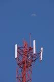 De toren van Comm Royalty-vrije Stock Afbeelding