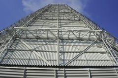 De toren van Coolling stock foto's