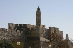 De toren van David Royalty-vrije Stock Afbeeldingen