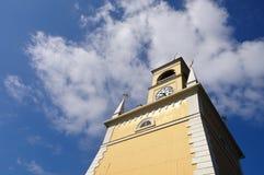 De toren van de admiraal in Karlskrona, Zweden Stock Foto's