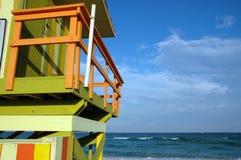 De Toren van de badmeester Stock Afbeelding