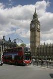 De Toren van de Big Ben stock foto's