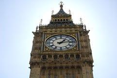De toren van de Big Ben Stock Afbeeldingen