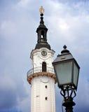 De toren van de brand Stock Fotografie