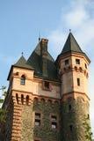 De toren van de brug Stock Foto