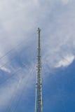 De toren van de celtelefoon Stock Foto