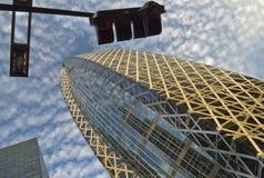 De Toren van de cocon in Tokyo Royalty-vrije Stock Foto's