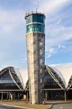 De toren van de Controle van het Luchtverkeer Royalty-vrije Stock Fotografie