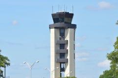 De toren van de Controle van het Luchtverkeer Royalty-vrije Stock Foto's