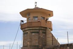 De Toren van de gevangenbewaarder stock fotografie