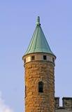 De Toren van de kerk Stock Foto