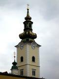 De toren van de kerk Royalty-vrije Stock Fotografie