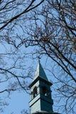 De toren van de kerk Royalty-vrije Stock Foto