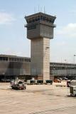 De Toren van de luchthaven Stock Foto