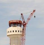 De toren van de luchthaven Stock Foto's