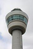 De toren van de luchtverkeerscontrole Stock Fotografie