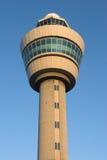 De toren van de luchtverkeerscontrole Stock Afbeeldingen