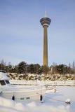 De Toren van de observatie stock foto