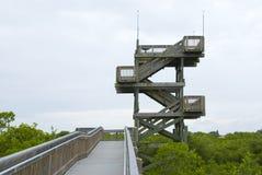 De Toren van de observatie stock foto's