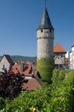 De Toren van de ophaalbrug Stock Fotografie