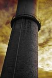 De Toren van de schemer royalty-vrije stock afbeelding