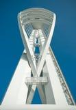 De toren van de spinnaker Stock Afbeelding