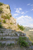 De toren van de steen Stock Afbeeldingen