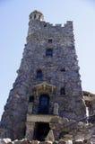 De toren van de steen royalty-vrije stock afbeelding