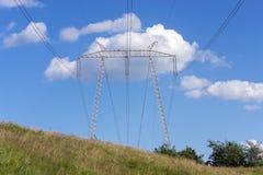 De toren van de stroomlijn royalty-vrije stock fotografie
