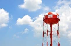 De Toren van de Tank van het water royalty-vrije stock foto's