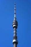 De toren van de televisie Royalty-vrije Stock Fotografie