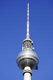 De Toren van de televisie in Berlijn Royalty-vrije Stock Afbeelding