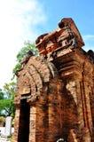 De toren van de Tempel van Ponagar Royalty-vrije Stock Fotografie