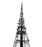 De toren van de transmissie Stock Afbeelding