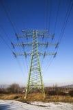 De toren van de transmissie Stock Fotografie