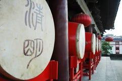 De Toren van de trommel van Xian, China Royalty-vrije Stock Foto's