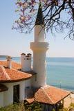 De toren van de Turks-stijl Royalty-vrije Stock Afbeeldingen