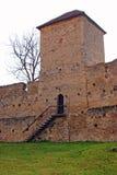 De toren van de vesting Royalty-vrije Stock Foto's
