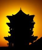 De toren van de wacht stock fotografie