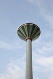 De toren van de watertank Stock Afbeeldingen