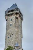 De Toren van de watertank in Mar del Plata, Argentinië Stock Foto