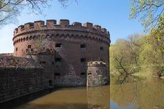 De toren van Derwrangel Stock Foto