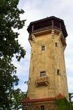 De toren van Diana van grond Royalty-vrije Stock Foto's