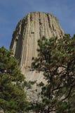 De Toren van duivels Royalty-vrije Stock Fotografie