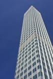 De toren van ECB, Frankfurt-am-Main Royalty-vrije Stock Afbeeldingen